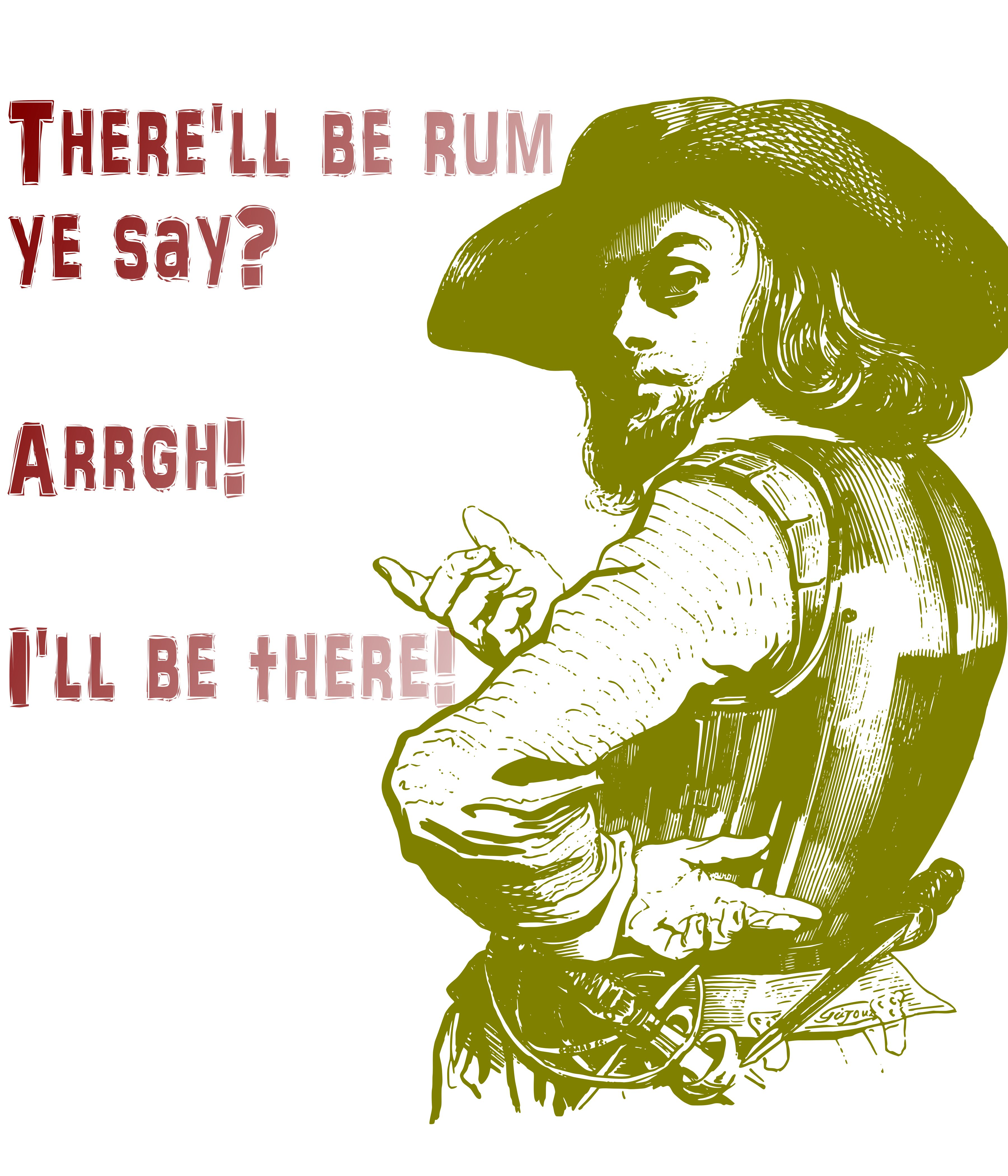 therell-be-rum