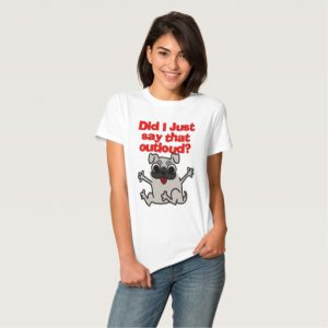 Outloud Tee - Front